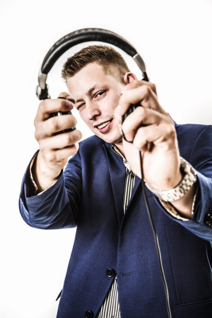 Nieuwe site voor DJ Kristof